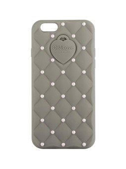 ops OPS!COVER MATELASSE PEARL IPHONE 5/5S-5C opscovi5-22
