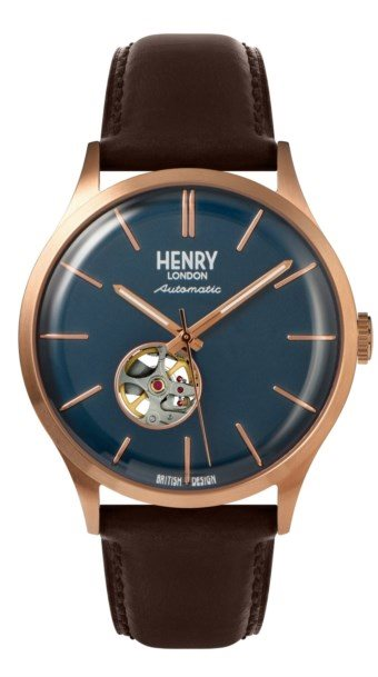 henry london HERITAGE AUTOMATIC hl42-as-0278