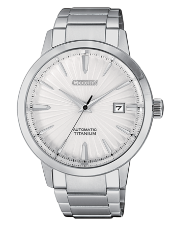 citizen Super Titanium Classic nj2180-89a
