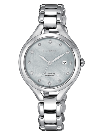 citizen Super Titanio Lady ew2560-86d