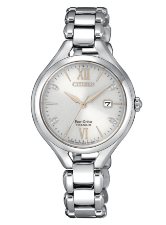 citizen Super Titanio Lady ew2560-86a