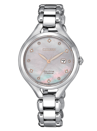 citizen Super Titanio Lady ew2560-86y