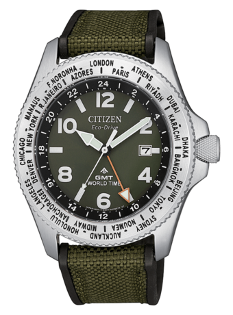 citizen Promaster GMT bj7100-23x