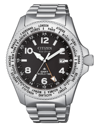 citizen Promaster GMT bj7100-82e