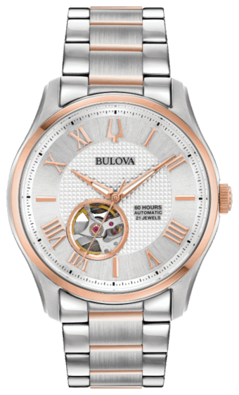 bulova Automatic Collection 98a213