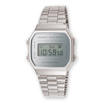 e16a16cff2a5 Casio Collection a168w a168wem-7ef Orologio unisex quarzo digitale  cronografo