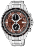 citizen Chrono Supertitanio 0340 ca0347-56w
