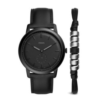 fossil The Minimalist fs5500set