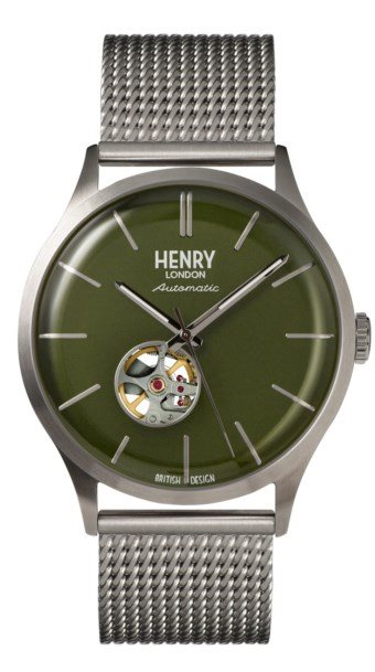 henry london HERITAGE AUTOMATIC hl42-am-0283