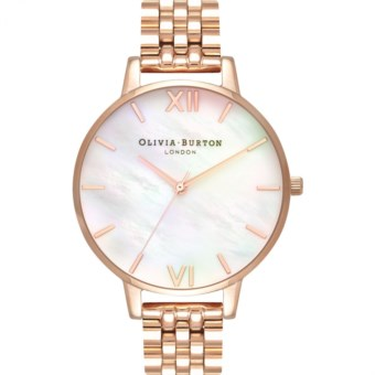 olivia burton Mother Of Pearl Bracelet ob16mop03