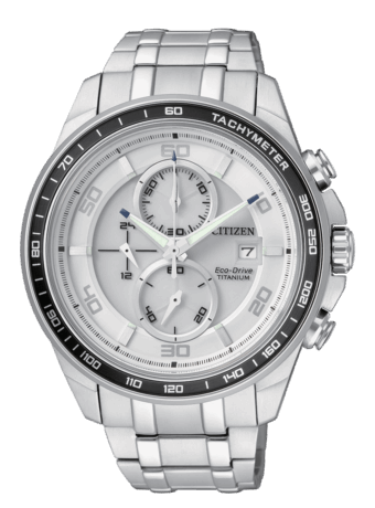 citizen Chrono Supertitanio 0340 ca0340-55a
