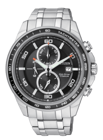 citizen Chrono Supertitanio 0340 ca0340-55e