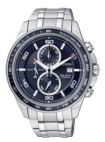 citizen Chrono Supertitanio 0340 ca0345-51l