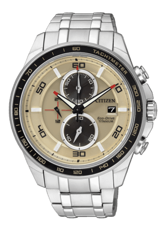 citizen Chrono Supertitanio 0340 ca0348-53w