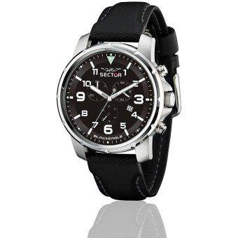 sector orologio black eagle