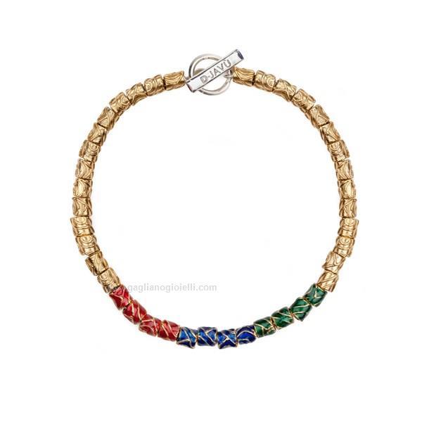 vendita calda online e71ad ec2ea Bracciale Donna Isola bella bracciale d-javù