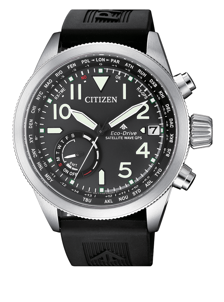 citizen wave gps promaster