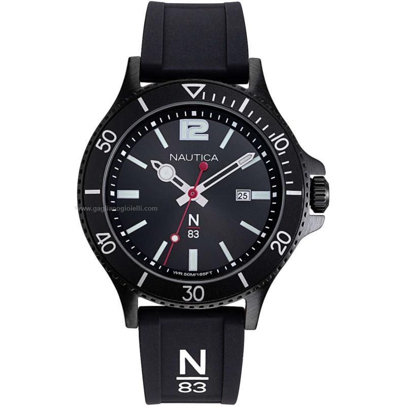 nuovo stile 3a77a 3f789 Orologio Quarzo Uomo Nautica n83