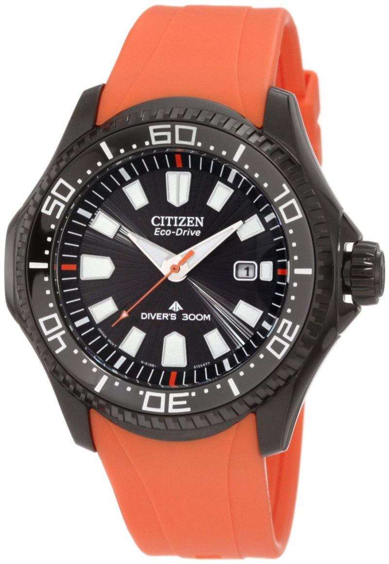 Orologio Eco drive Citizen Promaster divers 300 mt Bn0088-03e Acciaio 43 mm Uomo - Gioielleria