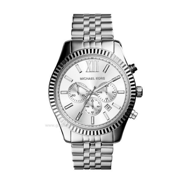 9419847793 michael kors lexington LEXINGTON Orologio Quarzo confezione originale