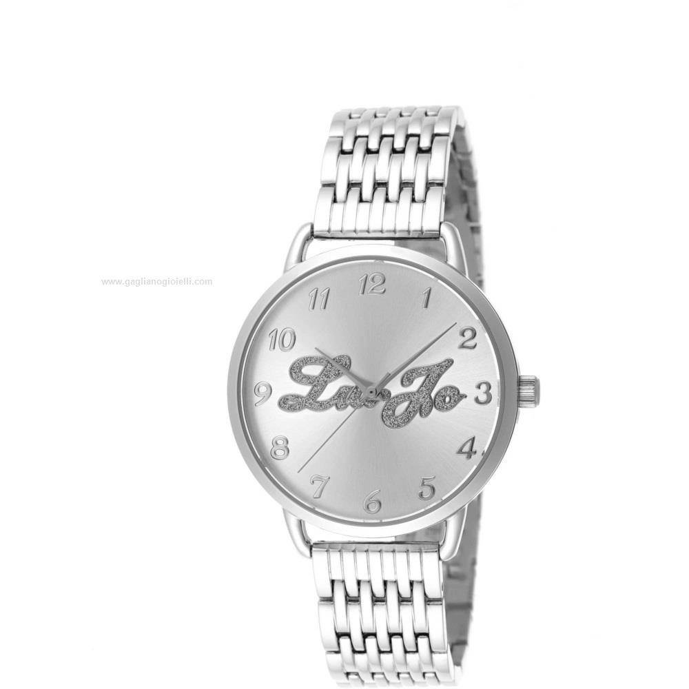 Orologio Quarzo Liu jo Isabel Tlj1028 Acciaio 36 mm Donna ... dfe74aba862