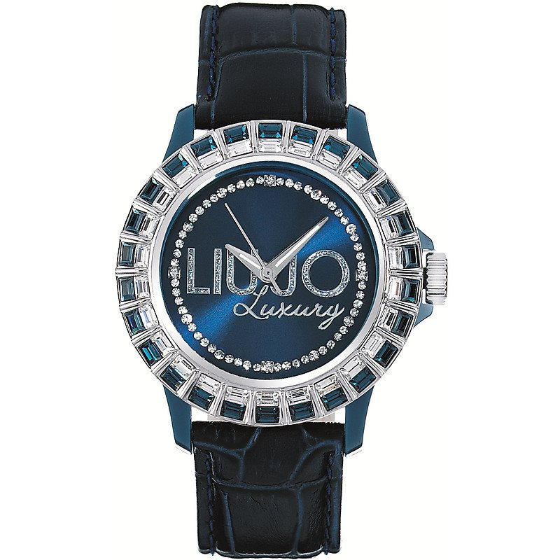 Orologio Quarzo Liu jo Luxury baguette Tlj163 Resina 40 mm Donna ... 9d82337e37f