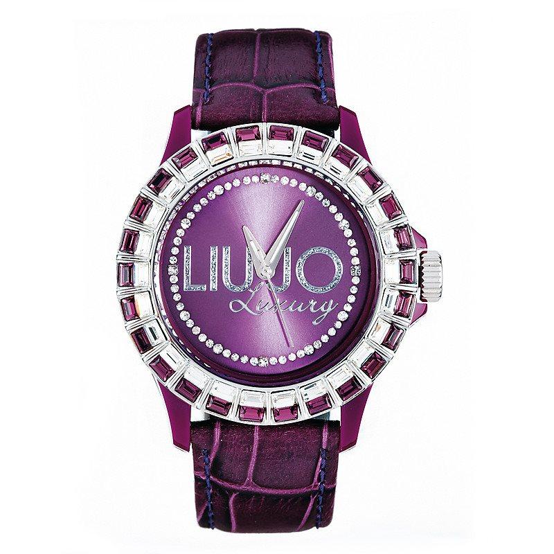 Orologio Quarzo Liu jo Luxury baguette Tlj215 Resina 40 mm Donna ... 720174a7beb