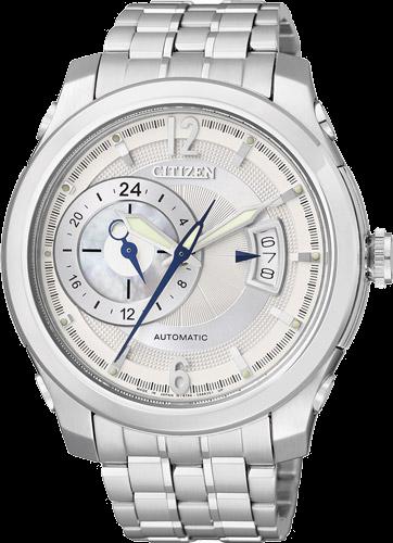 nuovo di zecca 9fe94 040f4 Orologio Automatico Citizen Meccanico Np3000-54a Acciaio 43 mm ...