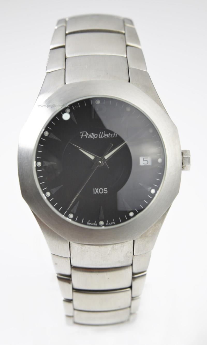 reputable site 89064 b399c Orologio Quarzo Uomo Philip watch ixos