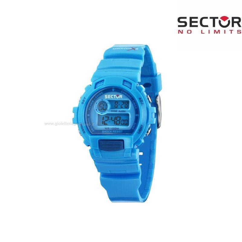 design senza tempo c2471 ee731 Orologio Digitale Unisex Sector street